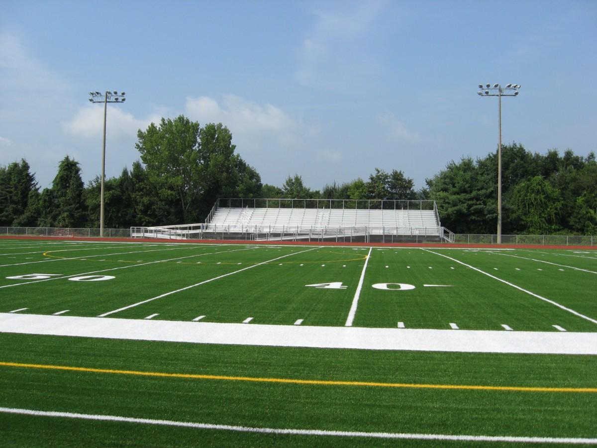 Mills Field Complex at Watertown High School | Kaestle Boos